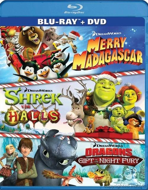 Dreamworks Holiday Classics (Blu-ray + DVD Combo)