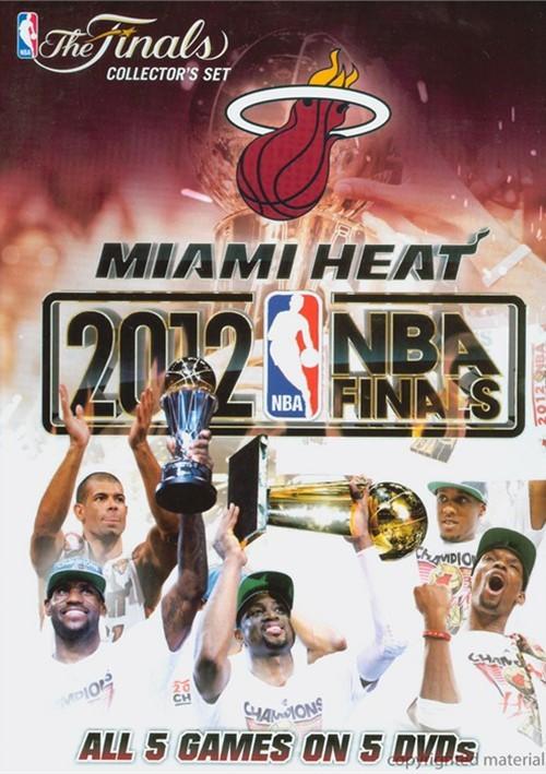 2012 NBA Finals Series: Miami Heat (Collectors Edition)