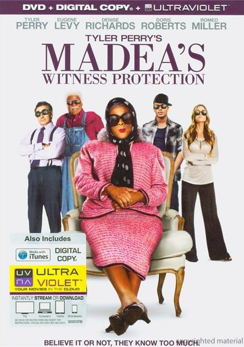 Madeas Witness Protection (DVD + Digital Copy)