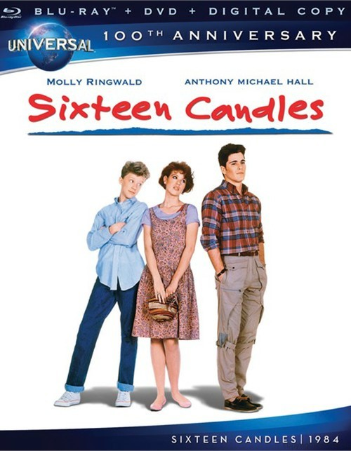 Sixteen Candles (Blu-ray + DVD + Digital Copy)