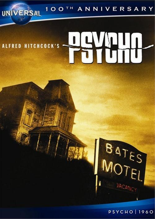 Psycho (DVD + Digital Copy)