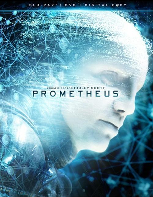 Prometheus (Blu-ray + DVD + Digital Copy)