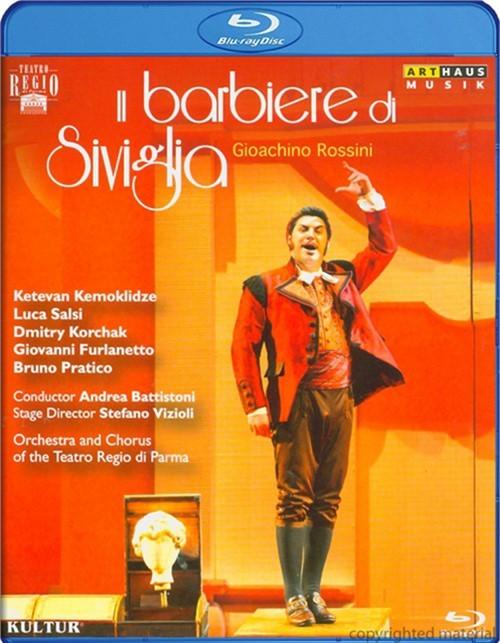Gioachino Rossini: Il Barbiere Di Siviliga