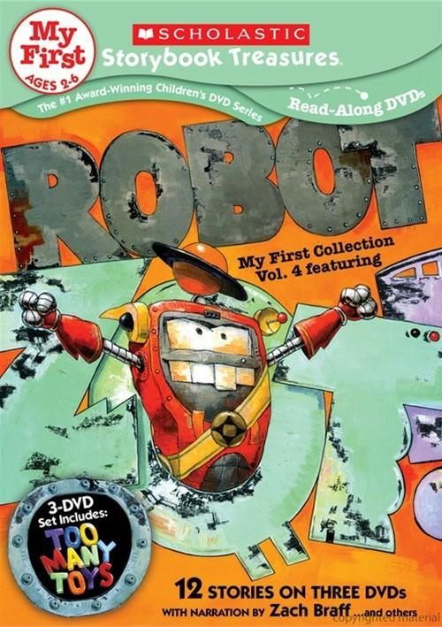 My First Scholastic Storybook Treasures: Vol. 4 (3 Pack)