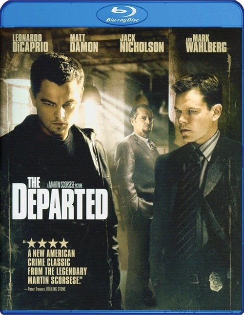 Departed, The (Blu-ray + UltraViolet)