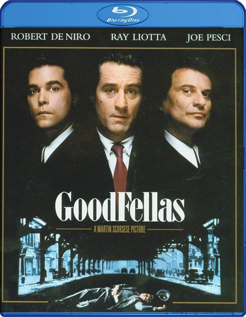 GoodFellas (Blu-ray + UltraViolet)