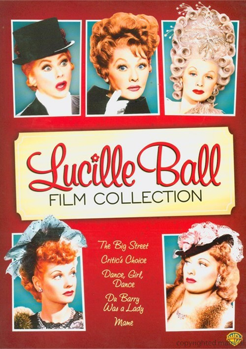 Lucille Ball Film Collection, The (Repackage)