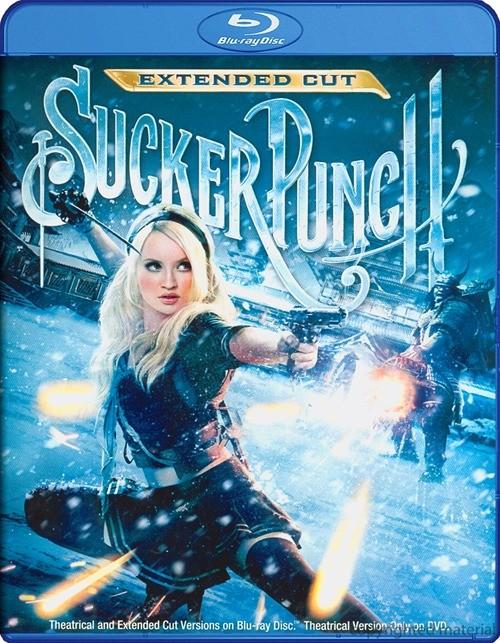 Sucker Punch (Blu-ray + UltraViolet)