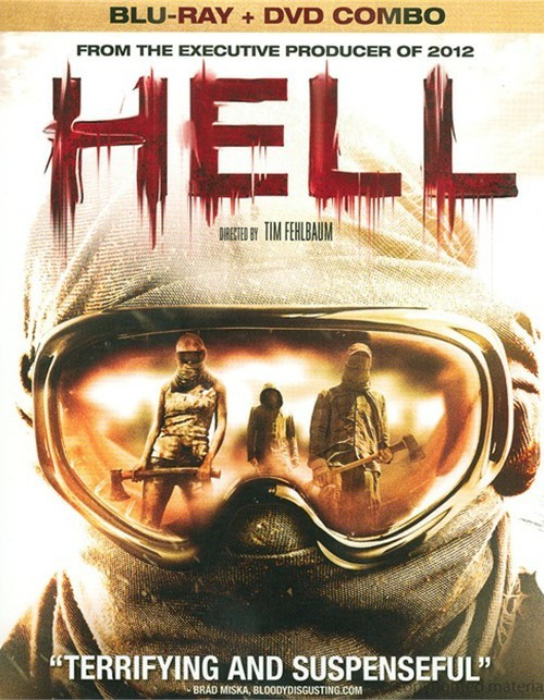 Hell (Blu-ray + DVD Combo)