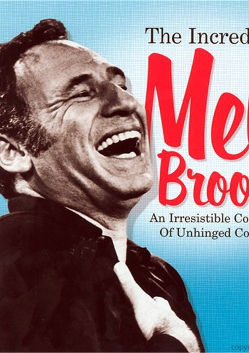 Incredible Mel Brooks, The: An Irresistible Collection Of Unhinged Comedy (DVD + CD Combo)