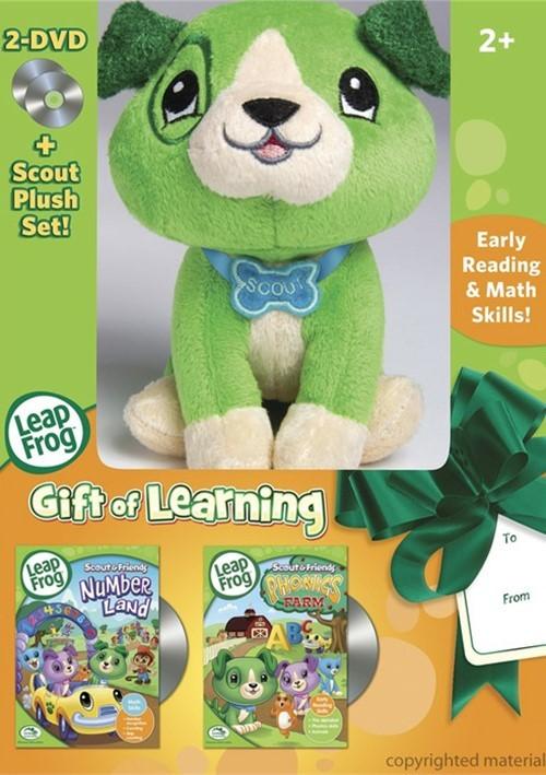 Leap Frog: Gift Of Learning Gift Set (DVD + Plush)