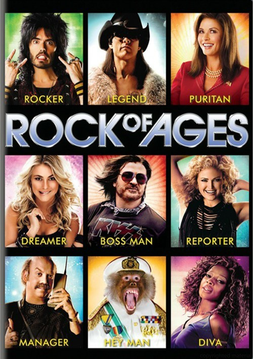 Rock Of Ages (DVD + UltraViolet)