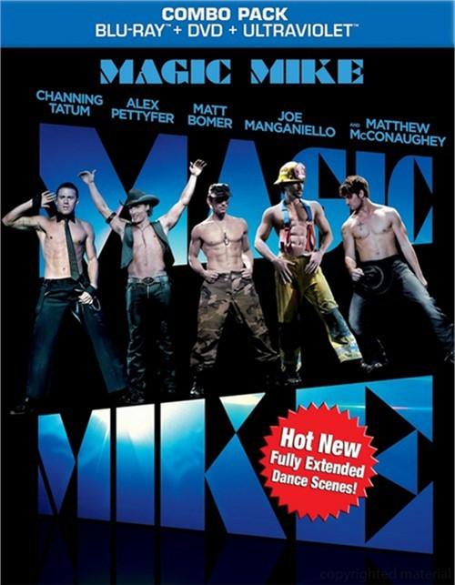 Magic Mike (Blu-ray + DVD + UltraViolet)