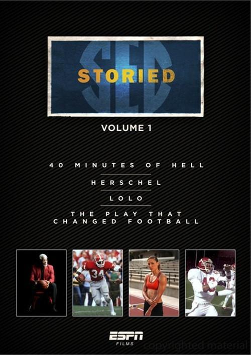 ESPN: SEC Storied - Volume 1