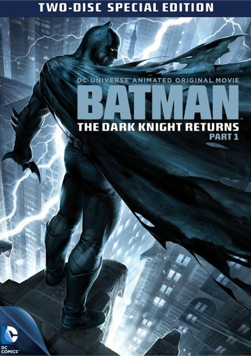 Batman: The Dark Knight Returns - Part 1 - Special Edition