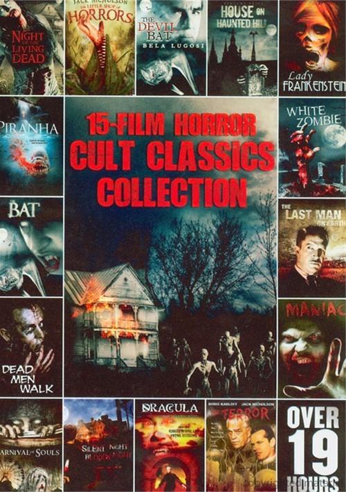 15 Film Horror Cult Classics