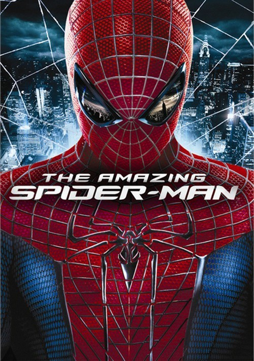 Amazing Spider-Man, The (DVD + UltraViolet)
