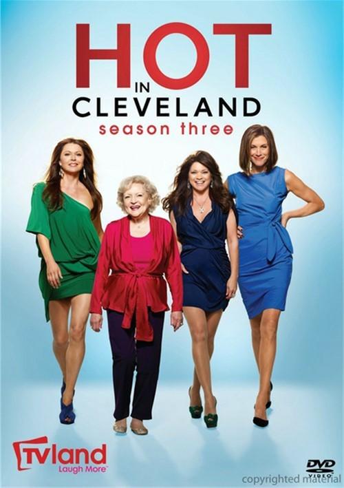 Hot In Cleveland: Season Three