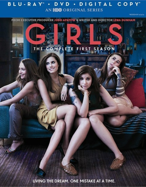 Girls: The Complete First Season (Blu-ray + DVD + Digital Copy)