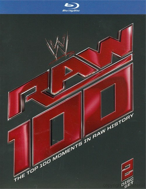 WWE: Raw 100 Moments