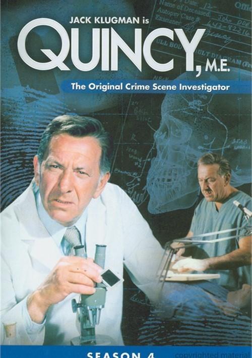 Quincy, M.E.: Season 4