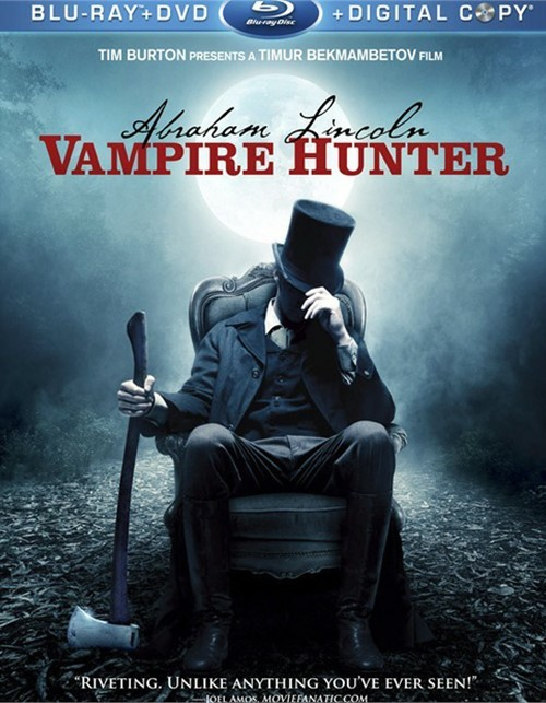Abraham Lincoln: Vampire Hunter (Blu-ray + DVD + Digital Copy)