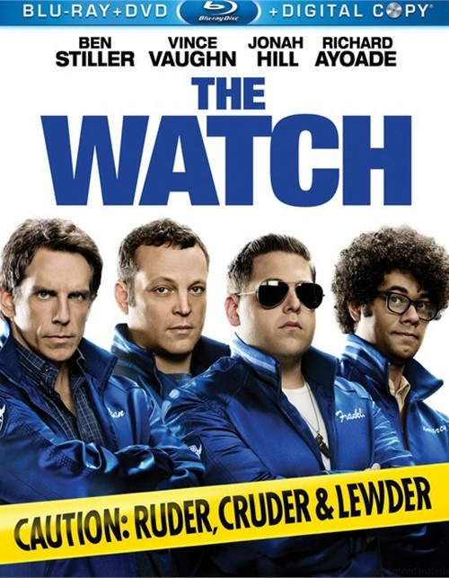 Watch, The (Blu-ray + DVD + Digital Copy)