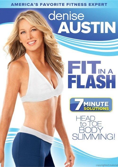 Denise Austin: Fit In A Flash