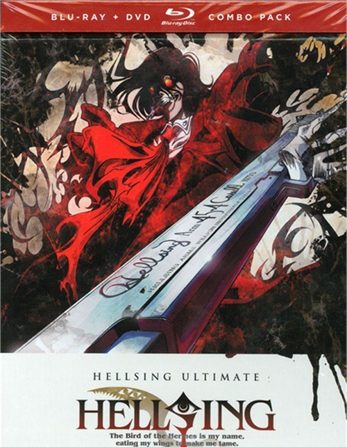 Hellsing Ultimate: Volumes 5 - 8 (Blu-ray + DVD Combo)