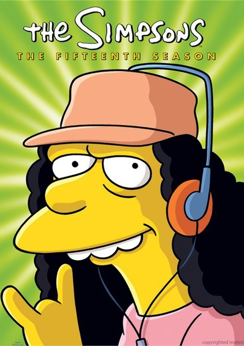 Simpsons, The: The Complete Fifteenth Season