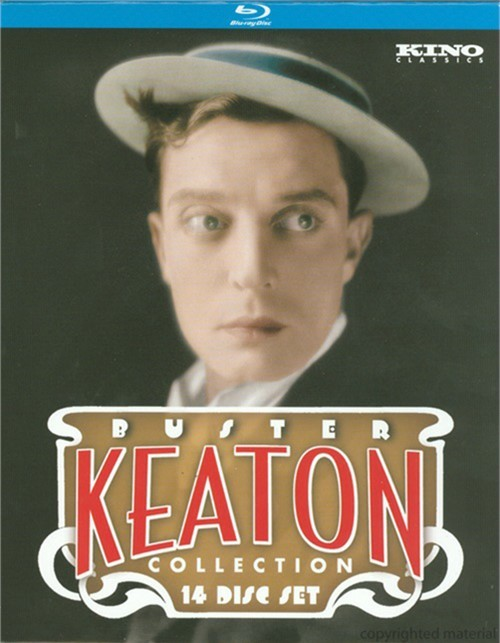 Ultimate Buster Keaton Collection, The