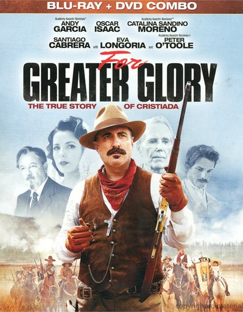 For Greater Glory (Blu-ray + DVD Combo)