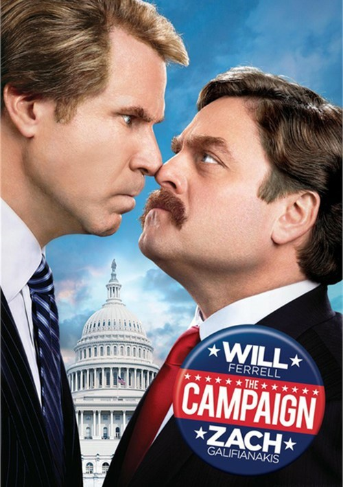 Campaign, The (DVD + UltraViolet)