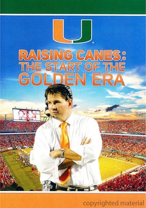 Miami Raising Canes: Start Of The Golden Era