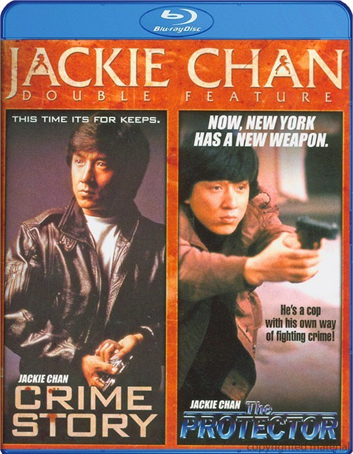 Crime Story / The Protector (Double Feature)