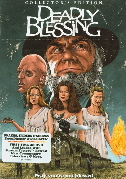 Deadly Blessing: Collectors Edition