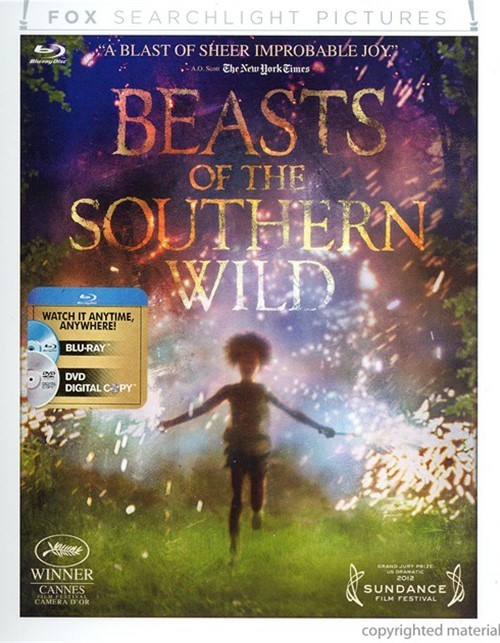 Beasts Of The Southern Wild (Blu-ray + DVD + Digital Copy)