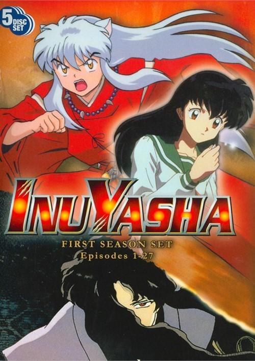 Inu-Yasha: First Season Box Set (Repackage)