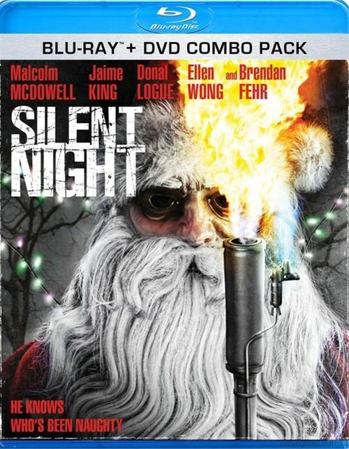 Silent Night (Blu-ray + DVD Combo)