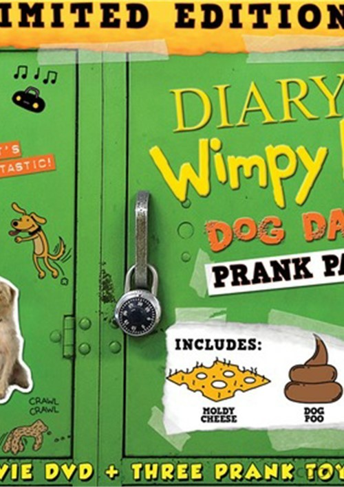 Diary Of A Wimpy Kid: Dog Days - Prank Pack