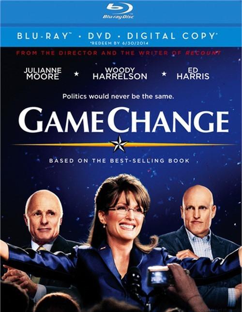 Game Change (Blu-ray + DVD + Digital Copy)
