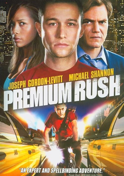 Premium Rush (DVD + UltraViolet)