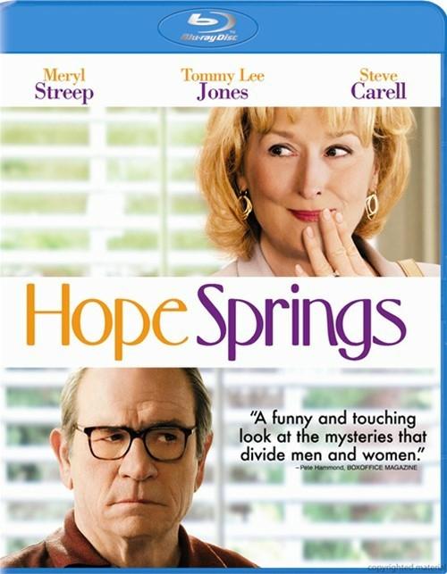 Hope Springs (Blu-ray + UltraViolet)