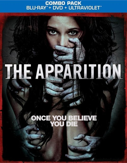 Apparition, The (Blu-ray + DVD + UltraViolet)