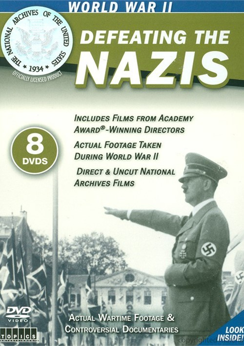 WWII: Defeating The Nazis