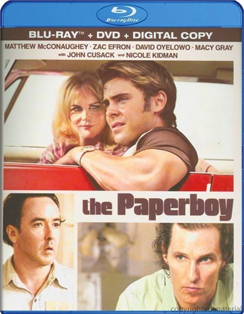 Paperboy, The (Blu-ray + DVD + Digital Copy)