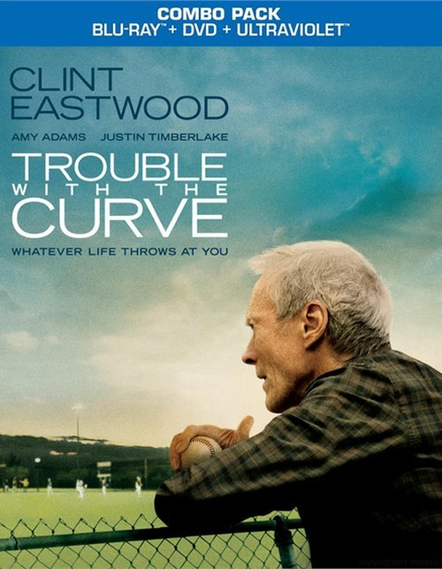 Trouble With The Curve (Blu-ray + DVD + Ultraviolet)