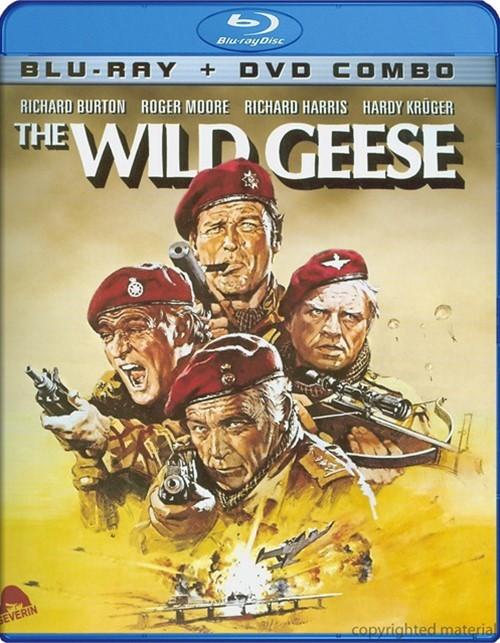 Wild Geese, The (Blu-ray + DVD Combo)