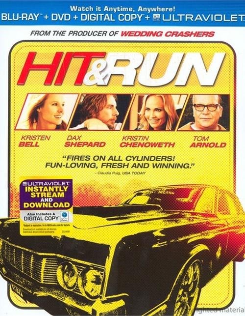 Hit & Run (Blu-ray + DVD + Ultraviolet + Digital Copy)