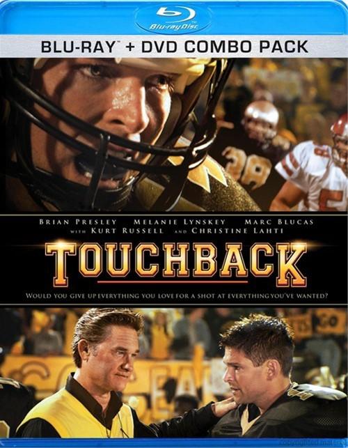 Touchback (Blu-ray + DVD Combo)
